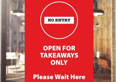 takeaways_only_vinyl_window_stickers